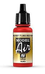 Vallejo Model Air - Red
