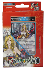 Force of Will - Valentina, The Princess of Love