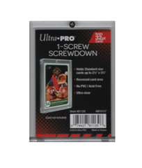 Ultra Pro 1-Screw Screwdown 32pt Cards