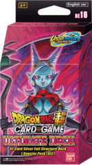 DRAGON BALL SUPER UNISON WARRIOR ULTIMATE DECK EXPANSION SET #16