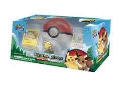 Pikachu & Eevee Pokéball Collection