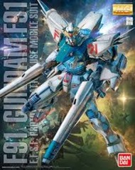 Gundam F91 E.F.S.F Prototype Attack Use Mobile Suit
