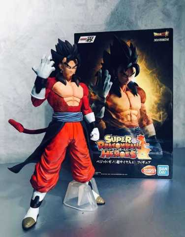 Super Dragon Ball Heroes - SS 4 Vegito Figure