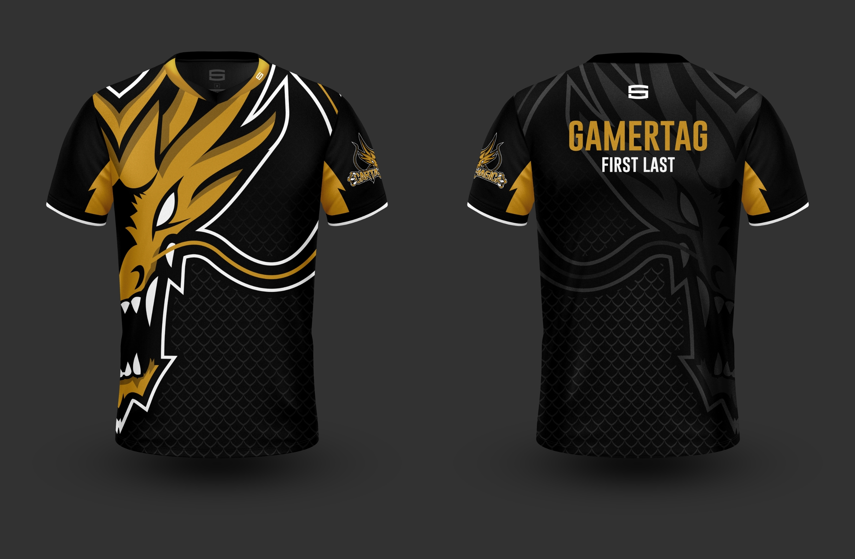 Limited Edition - E-Sports Themed Jersey