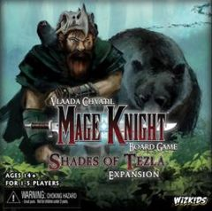Mage Knight - Shades of Tezla