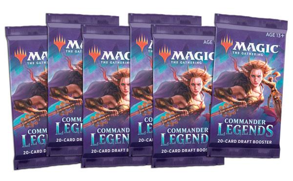 Commander Legends - Take Home Pre-Release