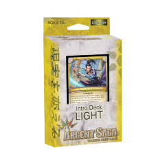 Argent Saga Intro Deck - Light