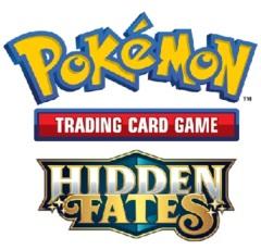 PKMN Hidden Fates Tin