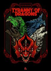 Dungeons & Dragons Tyranny of Dragons - Hard Cover