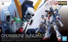 RG Crossbone Gundam X1 S.N.R.I. Prototype Mobile Suit XM-X1