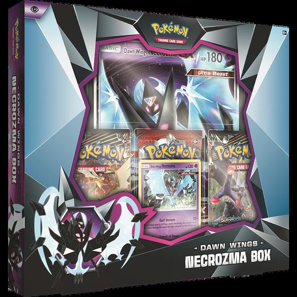 Pokemon Dawn Wings Necrozma Box International Version