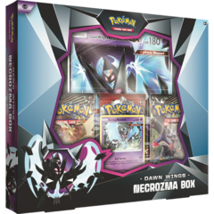 Pokemon Dawn Wings Necrozma Box International Version