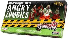 Zombicide: Box of Zombies - Set 3