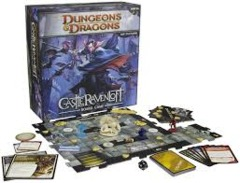 Dungeons and Dragons : Castle Ravenloft  Boardgame