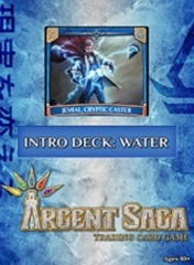 Argent Saga Intro Deck - Water