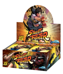 Stree Fighter Booster Box