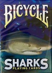Bicycle Deck: Sharks