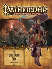 Adventure Path: The Half-Dead City