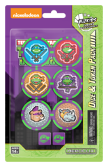 Heroclix - TMNT Unplugged - Dice and Turtle Pack