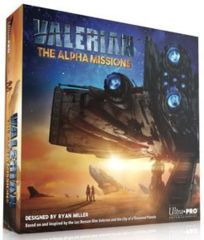 Valerian the Alpha Missions
