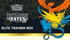 PKMN Hidden Fates Elite Trainer Box