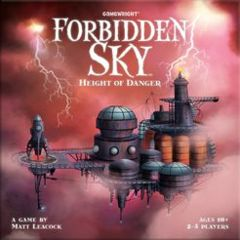 Forbidden Sky - Height of Danger
