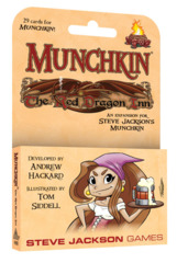 Munchkin - The Red Dragon Inn Expansion