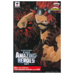 My Hero Academia - The Amazing Heros Vol 4 Kirishima Figure
