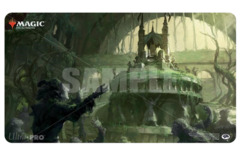 Guilds Of Ravnica - Overgrown Tomb Playmat
