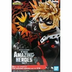 My Hero Academia - The Amazing Heroes Vol 14 Bakugo Figure
