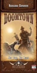 Doomtown:Reloaded - New Town, New Rules