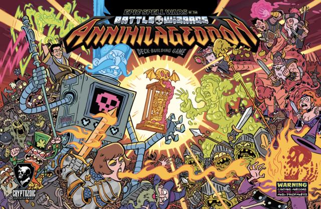 Epic Spell Wars - Battle Wizards Annihilageddon
