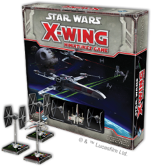 Star Wars X-Wing - Board Game