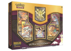 Dragon Majesty Ultra Necrozma GX Box