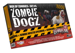 Zombicide: Box of Zombies - Set 5