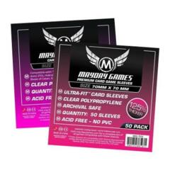 Mayday - Standard Card Sleeves 70Mm X 70Mm 50Ct