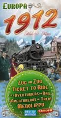 Ticket to Ride: Europa 1912 (multilangue)