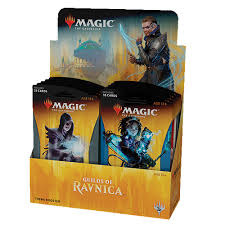 Guilds of Ravnica Theme Boosters