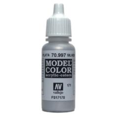 Vallejo Colours - Silver