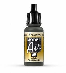 Vallejo Model Air - Yellow Olive