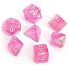 Borealis - Pink/Silver