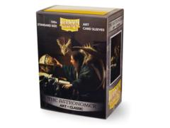 DragoN Shield Art :The Astronomer