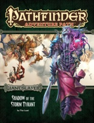 Adventure Path: Shadow of the Storm Tyrant