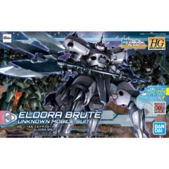 HG Eldora Brute Unknown Mobile Suit 1/144