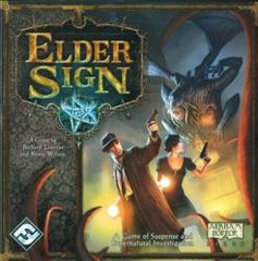 Elder Sign - Base Game