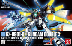 DX Gundam Double X