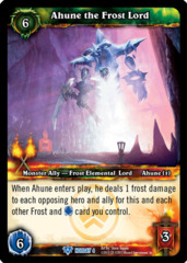 Ahune the Frost Lord
