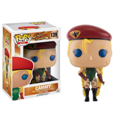 Cammy POP! Vinyl