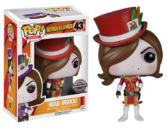 Mad Moxxi Gamestop Exclusive POP! Vinyl