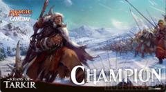 Khans of Tarkir Game Day Champion